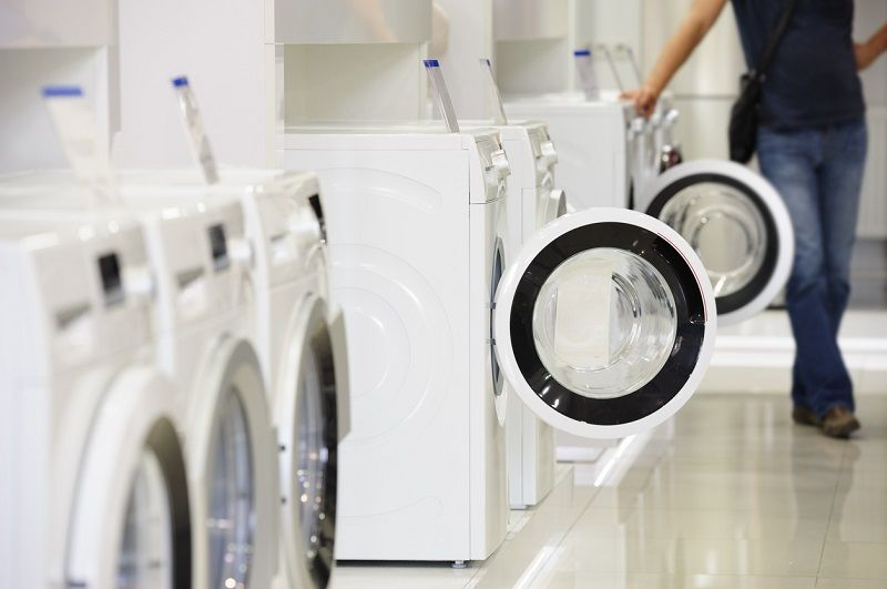 purchasing a new washing machine appliance